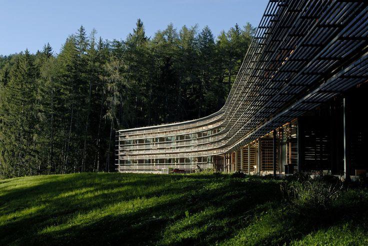 Vigilius Mountain Resort Member of Design Hotels Lana, Merano / Italy / 2003 Matteo Thun & Partners