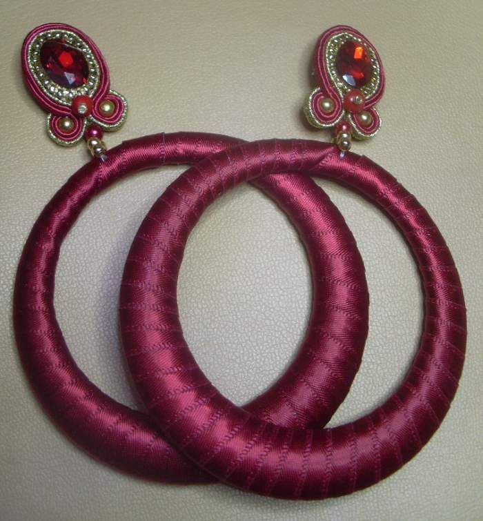 materiales para hacer pendientes de flamenca online - Buscar con Google