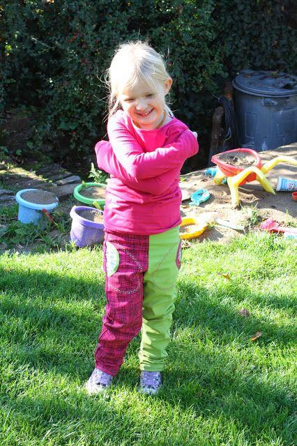 Postaráme se: Střih na dětské kalhoty