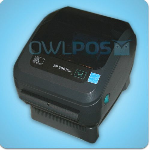 Zebra ZP 500 Plus FedEx Ship Manager USB Thermal Shipping Label Barcode Printer