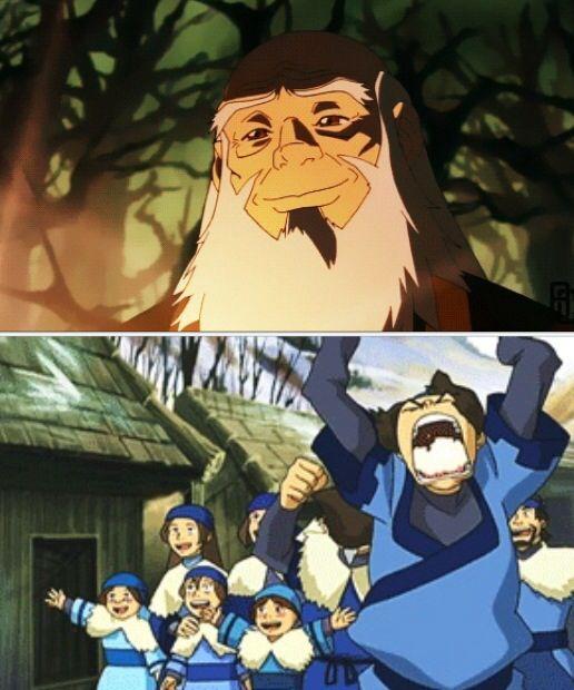 Avatar 2 Release Date: Avatar Episode Kyoshi Island