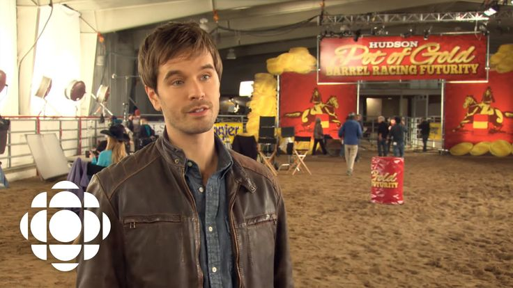 One day behind-the-scenes in making Heartland   Heartland   CBC