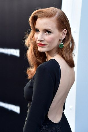Jessica Chastain | 22 Celebrities Who Will Turn You Into A Gingersexual