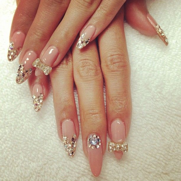 22 best nails images on pinterest nail designs almond nails nails nail art nail design esnail stiletto nails long nails prinsesfo Choice Image