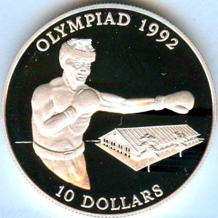 10 Dollars - Solomon Islands