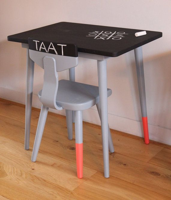 CHILDREN 39 S CHAIRS And TABLES Vintage School Chairs And
