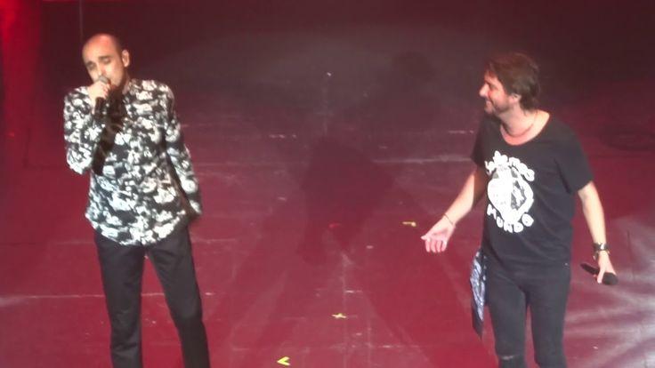 Manuel Carrasco con Abel Pintos - Ya no - Gran Rex - Buenos Aires - Arge...