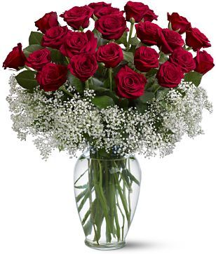 The quintessential gesture of passionate love this generous bouquet is anything but bashful. Twenty-four roses in a clear glass vase display your affection beautifully. Send it now for only $99. For more please visit http://www.flowers2world.com/send_flowers_online/flowers_gifts_bahrain.asp