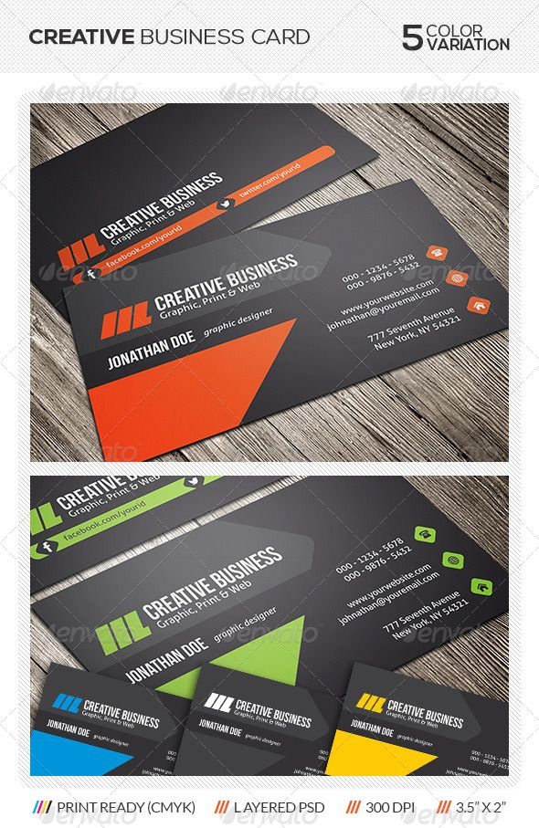 974 best business card template design images on pinterest creative business card design reheart Image collections