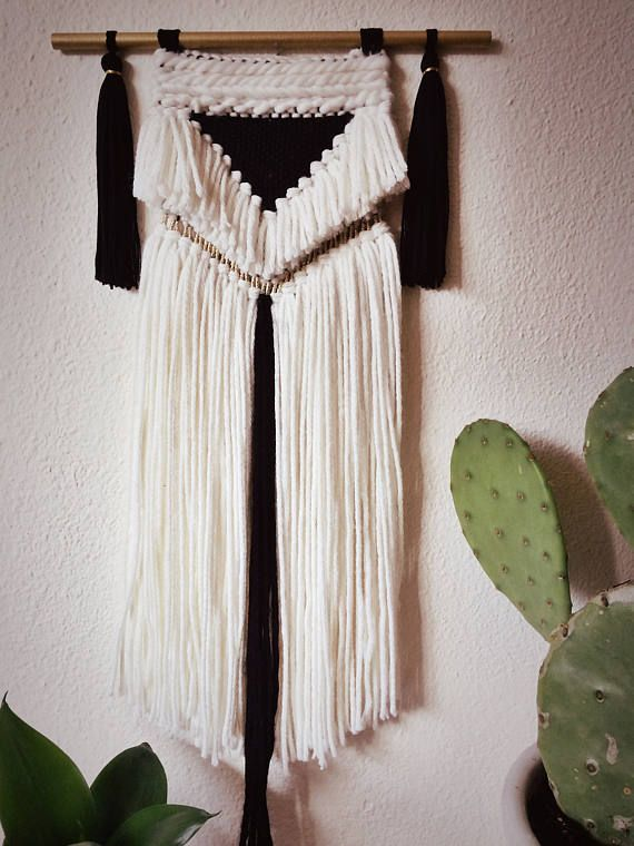 17 best ideas about weaving wall hanging 2017 on pinterest for Decoration murale 974