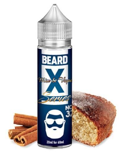 #BeardVape : Beard Vape Flavorshot xNo.32 – Cinnamon Funnel Cake 20ml (60ml) – …