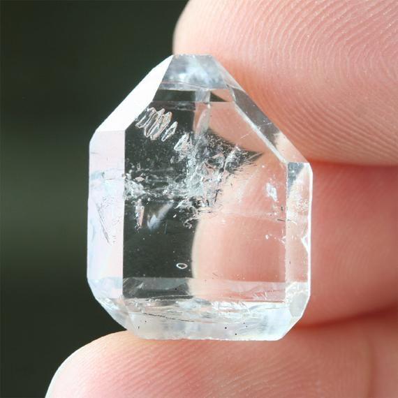Tabular Herkimer Diamond