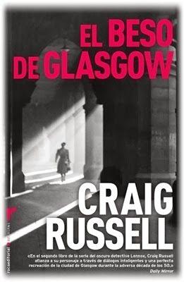 El beso de Glasgow, Craig Russell