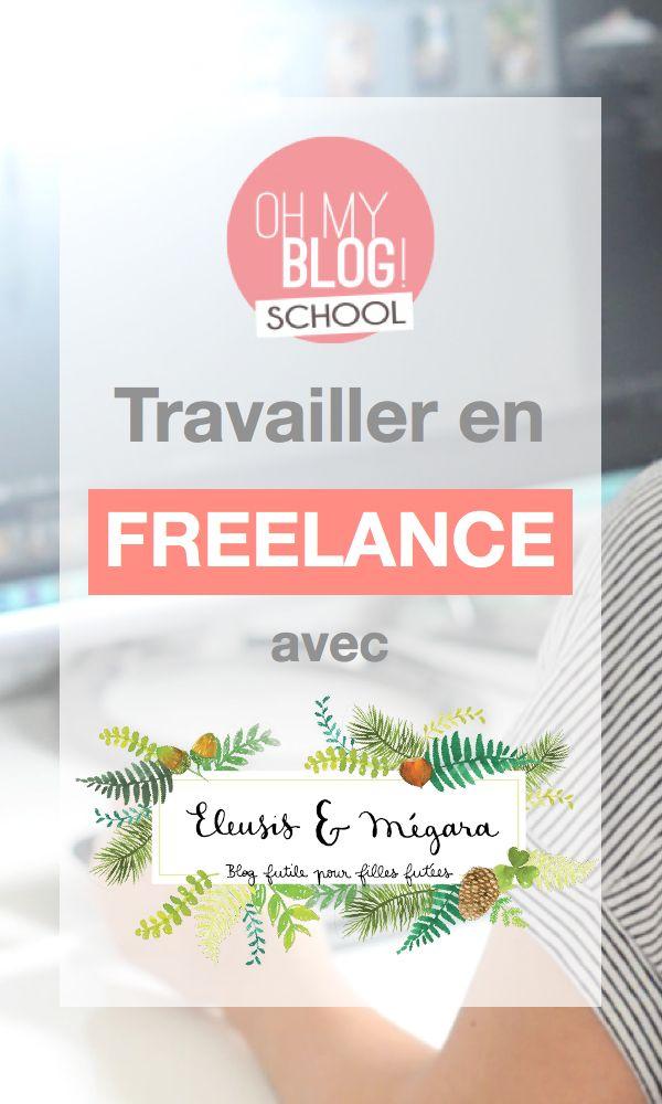 Voilà 4 ans que Laetitia du blog Eleusis & Megara travaille en freelance ! Elle nous raconte comment elle trouve ses clients, comment elle travaille pour eux, comment elle fixe ses prix, comment elle organise ses journées, ce qu'elle aime et ce qu'elle aime moins dans son statut d'indépendante ...   Si tu as pour projet de te lancer en freelance, cette vidéo est faite pour toi !   _ _ _  Rejoins Blogschool.fr pour apprendre à créer, développer et monétiser ton blog autrement…
