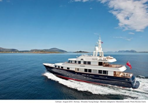 Calliope - a beautiful luxury superyacht for charter, a video an more here: http://goo.gl/iB3Ym9