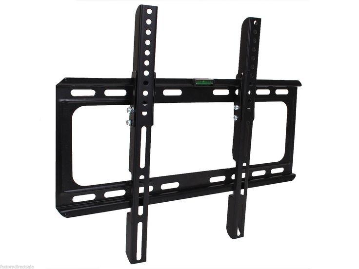 Universal LCD LED Plasma Tilt TV Wall Mount Bracket 26 27 32 37 40 42 46 47
