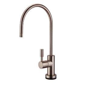 Water Filter Purifier Faucet European Style Brushed Nickel $55