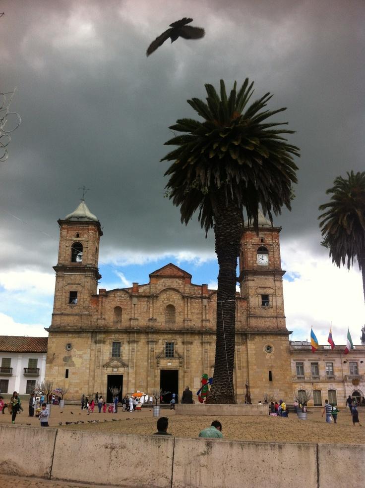 Iglesia de Zipaquira, Cundínamarca