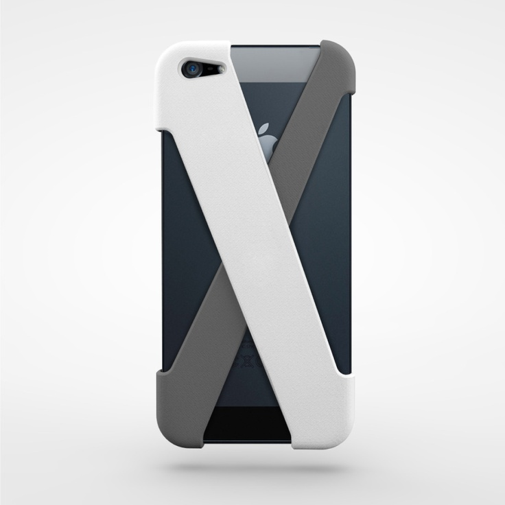 iPhone 5   Crossover Pre-order White: Design Inspiration, Iphone 5S, Silicone Bands, Cases, Pre Ord White, Fab Com, Card, Crossover Pre Ord, Tech Gadgets