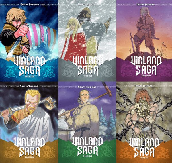 Kodansha Comics has revealed via their official Twitter page that their upcoming release of volume 7 of Makoto Yukimura's Vinland Saga manga may be their last release of the series.