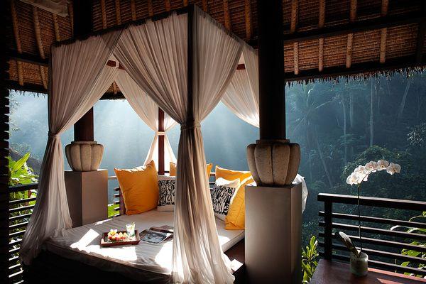 Maya Ubud Resort & Spa in Bali by Jorg Sundermann, via Behance