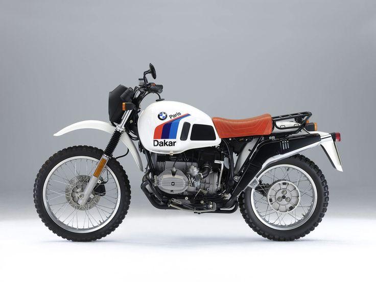 #bmw r 80 g s paris dakar 1985 #motorcycles