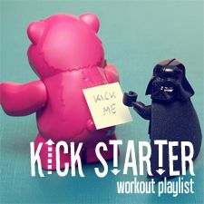 this kind of playlist gets me excited about doing cardio for an hour