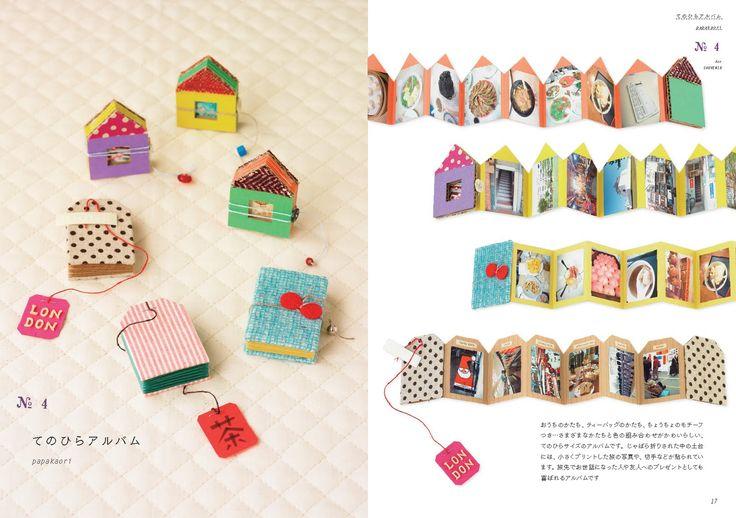 """adorable mini idea savers!  Könnte man auch mit Kindern machen; Collage mit Buchstaben, Wörtern oder Bildern zu einem Thema, """"schönen Bildchen"""" etc"""