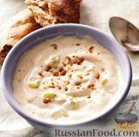Фото к рецепту: Йогуртовый соус тахини