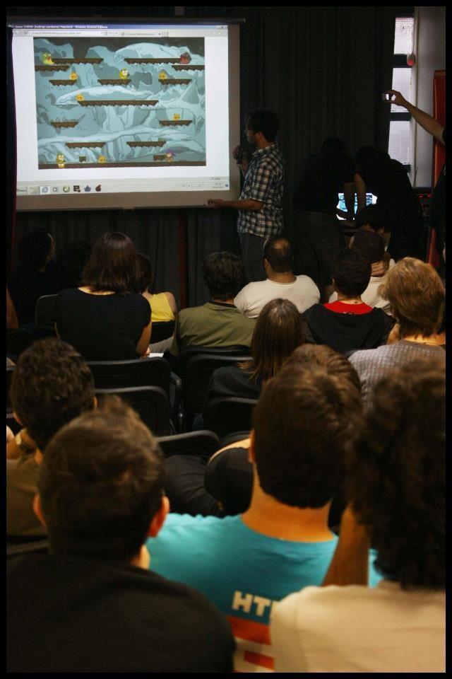 Charla Informativa Desarrollo de Juegos con Unity 3D.