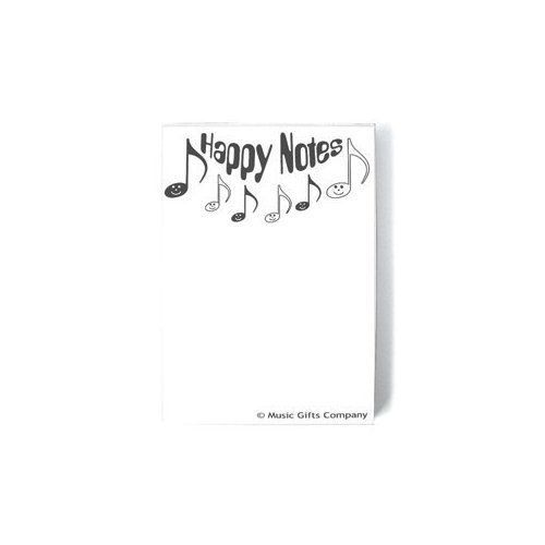 Elevenfy | Happy Notes Music Note Pad