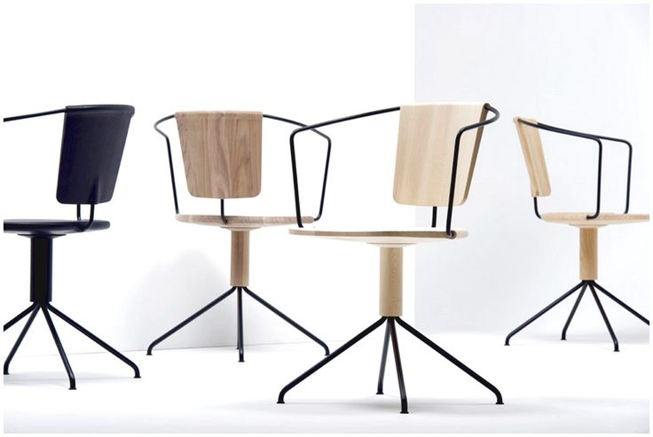 RONAN & ERWAN BOUROULLEC FOR MATTIAZZI UNCINO WITH BROWN SEATS ARE NICE AND ATTRACTIVE AND ROBUST DESIGN IDEAL FOR YOUR HOME