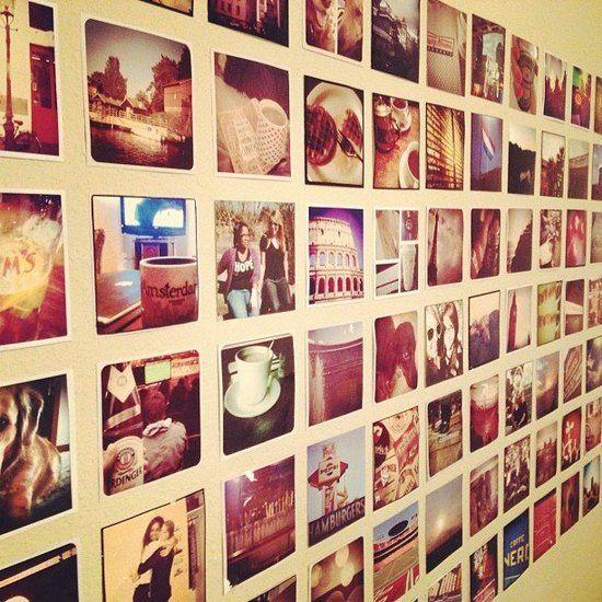 12 WAYS TO PRINT INSTAGRAM PHOTOS