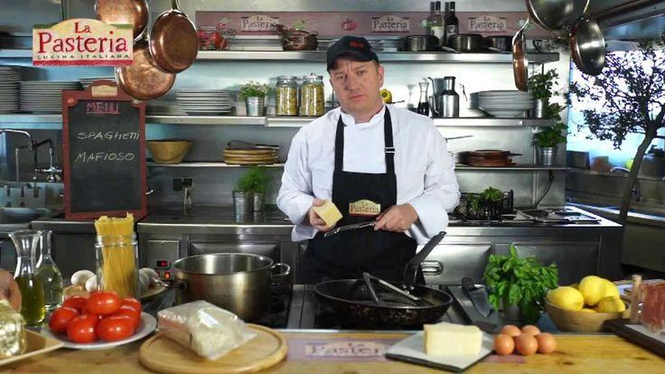 Εσύ πόσο Mafioso είσαι? La Pasteria Interactive Video!
