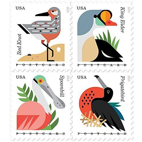 Coastal Birds Stamps Sheet of 20 Postcard Forever U.S. Po... https://www.amazon.com/dp/B012W3MBMM/ref=cm_sw_r_pi_dp_x_j96oybWERAHNF