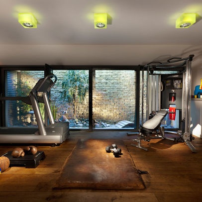 31 best my home gym images on Pinterest Home gym design Home
