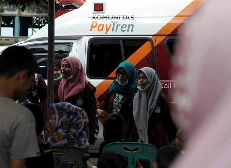 Makasih untuk Paytrener yang udah bantu ACEH melalui PPPA Daarul Qur'an.. Semoga tambah sukses dan berkah semuanya.. Aamiiin