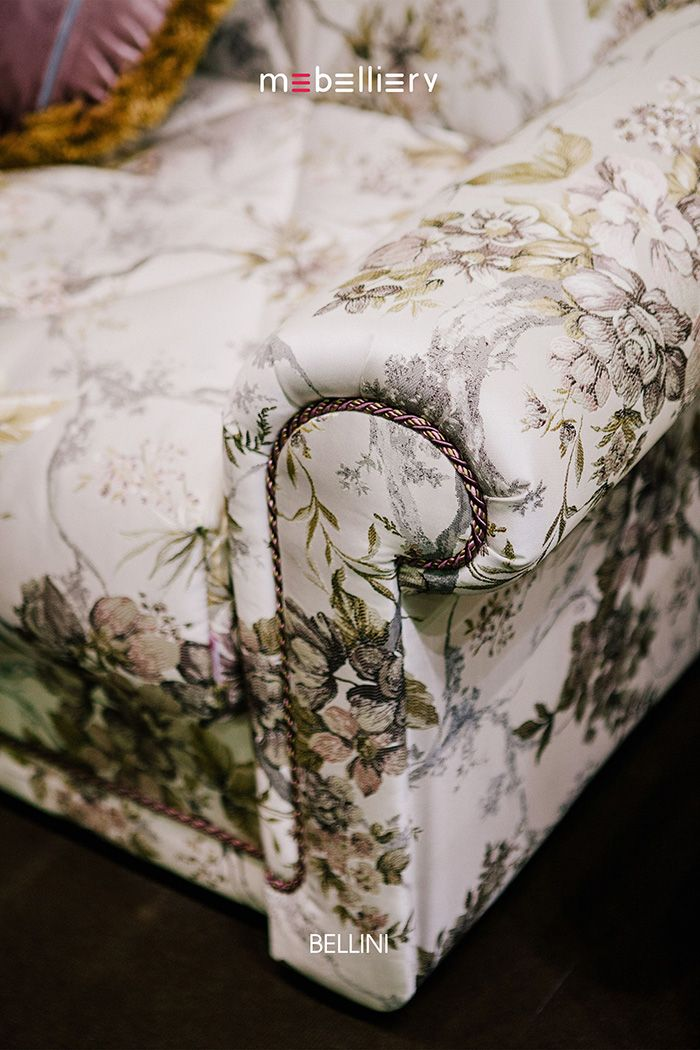 Флорестический дизайн роскошной коллекции Bellini на мебели наших партнеров.  Если Вас заинтересовала представленная ткань, то отправляйте свои заявки нам на электронную почту: shop@mebelliery.ru Подробности читайте на нашем официальном сайте —> http://www.mebelliery.ru/shop/textile/zhakkard/group_923/   #дизайн #интерьер #дизайнинтерьера #мебель #дизайнерскаямебель #мебельныйтекстиль #коллекциятканей #мебельныеткани #фурнитура #новаяколлекция #красиваямебель #уютныйдом #дом #квартира…