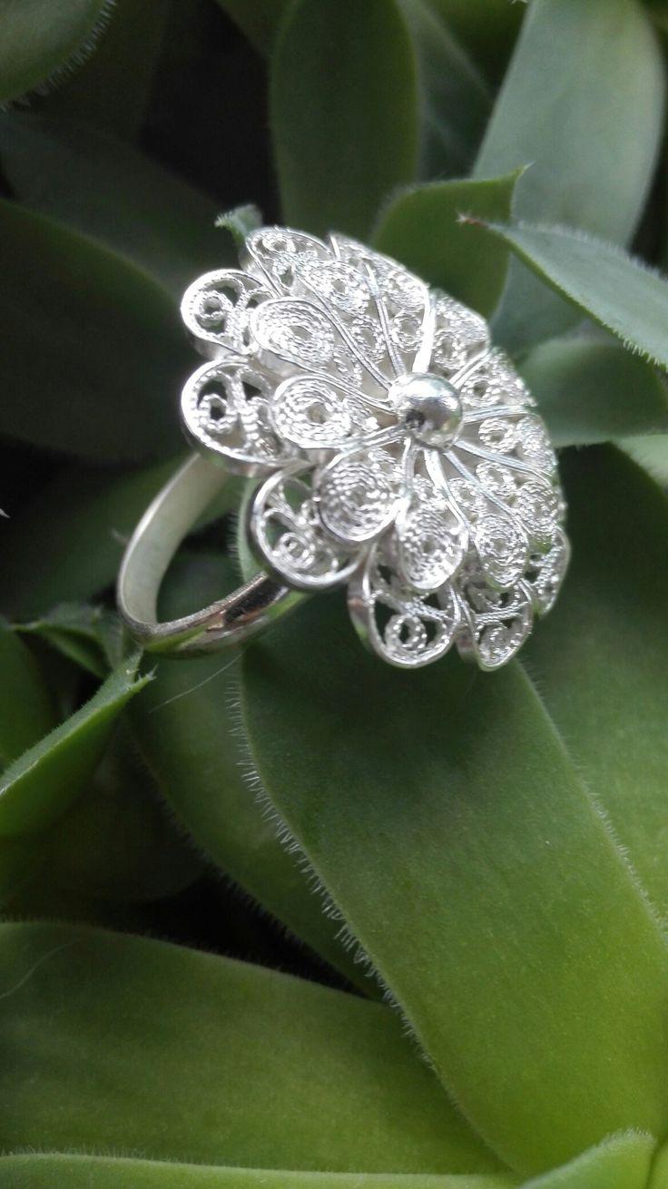 Ring .... handmade