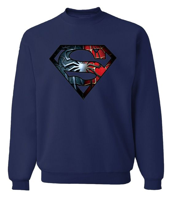 Check lastest price superman sweatshirts 2017 new autumn winter fashion men  hoodies fleece high quality brand clothing hip hop style streetwear  just only $10.15 - 10.55 with free shipping worldwide  #hoodiessweatshirtsformen Plese click on picture to see our special price for you