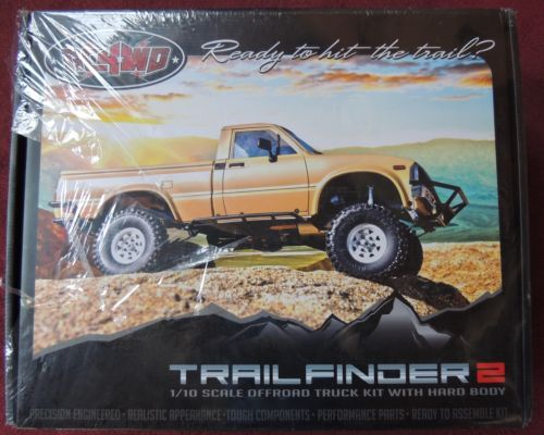 Trail Finder 2 4WD RC Truck Kit w/Mojave Body Set