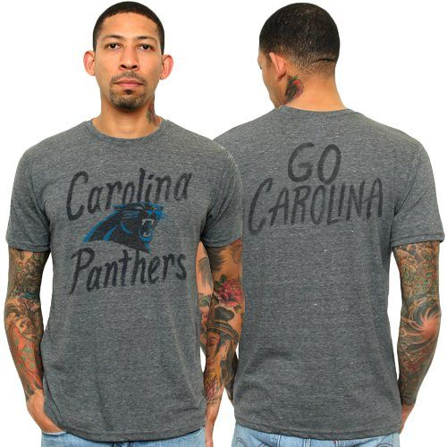 Carolina Panthers Game Day Premium T-Shirt - Ash