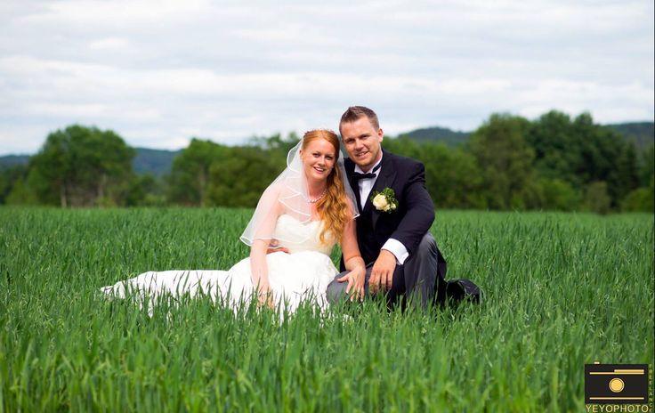 Norwegian wedding.