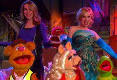 Melhor Participação Especial: Os Muppets, em Boa Sorte, Charlie!