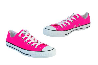 pink converse trainers! all Pink Shoes under $40 #cheap #converse #Sneakers
