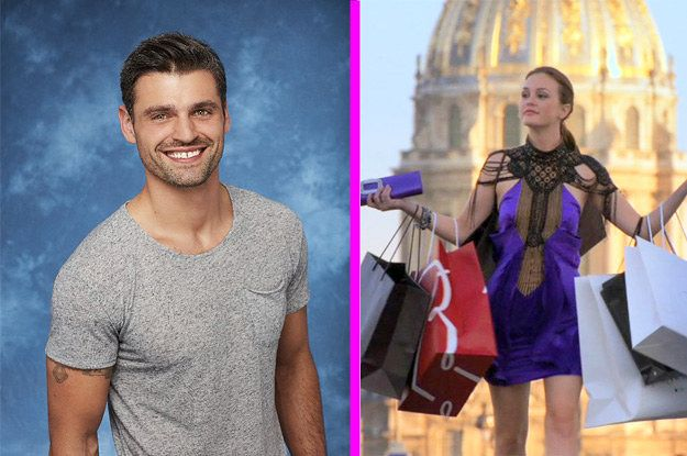 "You got Dean! - Spend A Bunch Of Money On Clothes And We'll Reveal Which ""Bachelorette"" Contestant You're Destined To Marry"