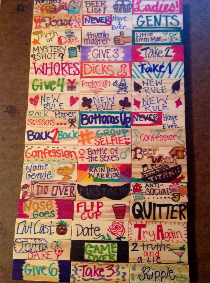 Pin by •`Evy Grace'• on Party Plans Drinking games for