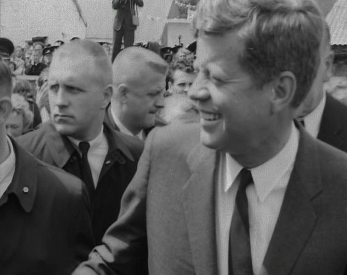 Item covering American President John F. Kennedy's assassination and funeral. Dallas and Washington, America (USA). http://www.britishpathe.com/video/president-assassinated