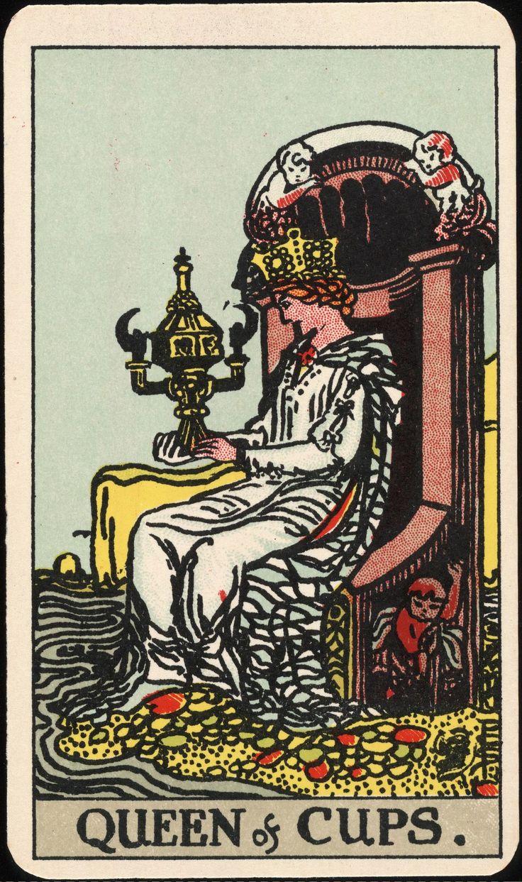 The Radical, 600Year Evolution of Tarot Card Art Rider