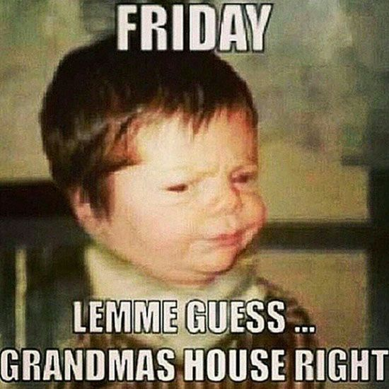 Funniest It's Friday Memes From Instagram (13 Photos) - NoWayGirl